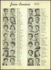 Page 14, 1955 Edition, Western High School - Beacon Yearbook (Detroit, MI) online yearbook collection