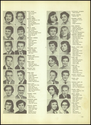 Page 15, 1955 Edition, Western High School - Beacon Yearbook (Detroit, MI) online yearbook collection