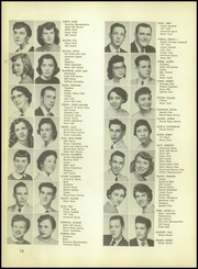 Page 16, 1955 Edition, Western High School - Beacon Yearbook (Detroit, MI) online yearbook collection