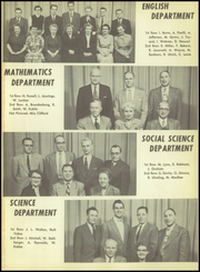 Page 7, 1955 Edition, Western High School - Beacon Yearbook (Detroit, MI) online yearbook collection