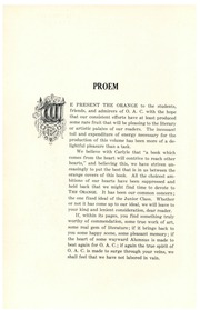 Page 12, 1909 Edition, Oregon State University - Beaver Yearbook (Corvallis, OR) online yearbook collection