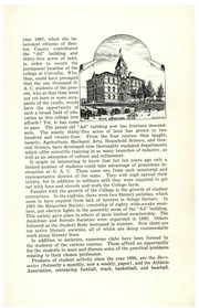 Page 15, 1909 Edition, Oregon State University - Beaver Yearbook (Corvallis, OR) online yearbook collection