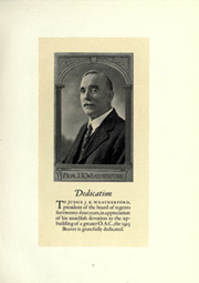 Page 7, 1925 Edition, Oregon State University - Beaver Yearbook (Corvallis, OR) online yearbook collection