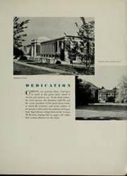 Page 11, 1936 Edition, Oregon State University - Beaver Yearbook (Corvallis, OR) online yearbook collection