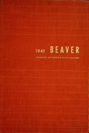Oregon State University - Beaver Yearbook (Corvallis, OR) online yearbook collection, 1941 Edition, Page 1