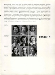 Page 125, 1943 Edition, Oregon State University - Beaver Yearbook (Corvallis, OR) online yearbook collection