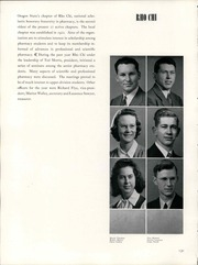Page 134, 1943 Edition, Oregon State University - Beaver Yearbook (Corvallis, OR) online yearbook collection