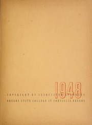 Page 3, 1948 Edition, Oregon State University - Beaver Yearbook (Corvallis, OR) online yearbook collection
