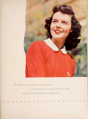 Page 5, 1948 Edition, Oregon State University - Beaver Yearbook (Corvallis, OR) online yearbook collection