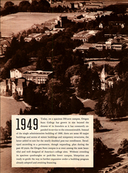 Page 8, 1949 Edition, Oregon State University - Beaver Yearbook (Corvallis, OR) online yearbook collection