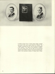 Page 12, 1956 Edition, Oregon State University - Beaver Yearbook (Corvallis, OR) online yearbook collection