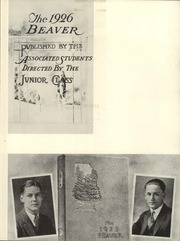 Page 13, 1956 Edition, Oregon State University - Beaver Yearbook (Corvallis, OR) online yearbook collection