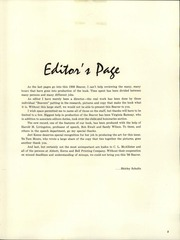 Page 9, 1956 Edition, Oregon State University - Beaver Yearbook (Corvallis, OR) online yearbook collection