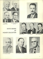 Page 13, 1959 Edition, Oregon State University - Beaver Yearbook (Corvallis, OR) online yearbook collection