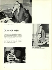 Page 16, 1959 Edition, Oregon State University - Beaver Yearbook (Corvallis, OR) online yearbook collection