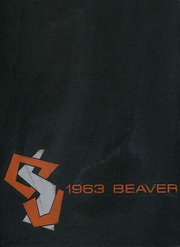 1963 Edition, Oregon State University - Beaver Yearbook (Corvallis, OR)