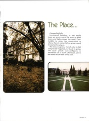 Page 13, 1976 Edition, Oregon State University - Beaver Yearbook (Corvallis, OR) online yearbook collection