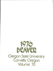 Page 5, 1976 Edition, Oregon State University - Beaver Yearbook (Corvallis, OR) online yearbook collection