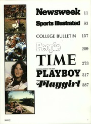 Page 7, 1977 Edition, Oregon State University - Beaver Yearbook (Corvallis, OR) online yearbook collection
