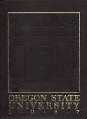 Oregon State University - Beaver Yearbook (Corvallis, OR) online yearbook collection, 1987 Edition, Page 1
