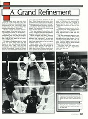 Page 253, 1989 Edition, Oregon State University - Beaver Yearbook (Corvallis, OR) online yearbook collection