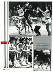 Page 260, 1989 Edition, Oregon State University - Beaver Yearbook (Corvallis, OR) online yearbook collection