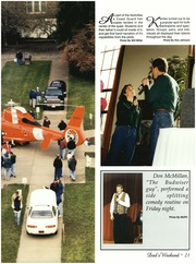 Page 25, 1997 Edition, Oregon State University - Beaver Yearbook (Corvallis, OR) online yearbook collection