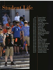 Page 11, 2012 Edition, Oregon State University - Beaver Yearbook (Corvallis, OR) online yearbook collection