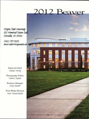 Page 6, 2012 Edition, Oregon State University - Beaver Yearbook (Corvallis, OR) online yearbook collection