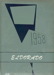 Page 1, 1958 Edition, Pueblo High School - El Dorado Yearbook (Tucson, AZ) online yearbook collection