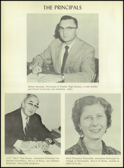 Page 12, 1958 Edition, Pueblo High School - El Dorado Yearbook (Tucson, AZ) online yearbook collection