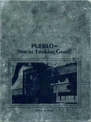 1981 Edition, Pueblo High School - El Dorado Yearbook (Tucson, AZ)