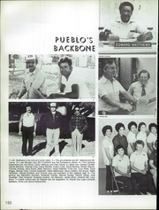 Page 154, 1981 Edition, Pueblo High School - El Dorado Yearbook (Tucson, AZ) online yearbook collection
