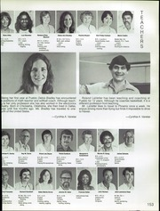 Page 157, 1981 Edition, Pueblo High School - El Dorado Yearbook (Tucson, AZ) online yearbook collection