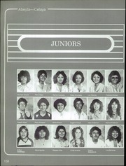 Page 162, 1981 Edition, Pueblo High School - El Dorado Yearbook (Tucson, AZ) online yearbook collection