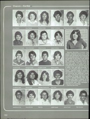 Page 164, 1981 Edition, Pueblo High School - El Dorado Yearbook (Tucson, AZ) online yearbook collection
