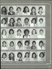 Page 165, 1981 Edition, Pueblo High School - El Dorado Yearbook (Tucson, AZ) online yearbook collection
