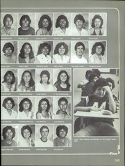 Page 167, 1981 Edition, Pueblo High School - El Dorado Yearbook (Tucson, AZ) online yearbook collection