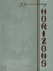1957 Edition, Salpointe Catholic High School - Horizons Yearbook (Tucson, AZ)