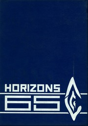 Page 1, 1965 Edition, Salpointe Catholic High School - Horizons Yearbook (Tucson, AZ) online yearbook collection