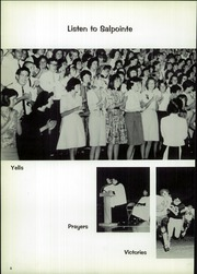 Page 10, 1965 Edition, Salpointe Catholic High School - Horizons Yearbook (Tucson, AZ) online yearbook collection