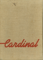Glendale High School - Cardinal Yearbook (Glendale, AZ) online yearbook collection, 1948 Edition, Page 1