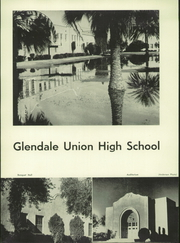Page 8, 1951 Edition, Glendale High School - Cardinal Yearbook (Glendale, AZ) online yearbook collection