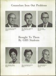 Page 16, 1966 Edition, Glendale High School - Cardinal Yearbook (Glendale, AZ) online yearbook collection