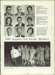 Page 17, 1966 Edition, Glendale High School - Cardinal Yearbook (Glendale, AZ) online yearbook collection
