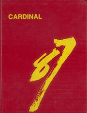Page 1, 1987 Edition, Glendale High School - Cardinal Yearbook (Glendale, AZ) online yearbook collection
