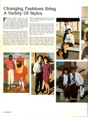 Page 12, 1987 Edition, Glendale High School - Cardinal Yearbook (Glendale, AZ) online yearbook collection