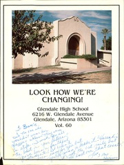 Page 5, 1987 Edition, Glendale High School - Cardinal Yearbook (Glendale, AZ) online yearbook collection