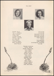 Page 11, 1949 Edition, Buckeye Union High School - Falcon Yearbook (Buckeye, AZ) online yearbook collection