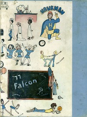 Page 1, 1977 Edition, Buckeye Union High School - Falcon Yearbook (Buckeye, AZ) online yearbook collection